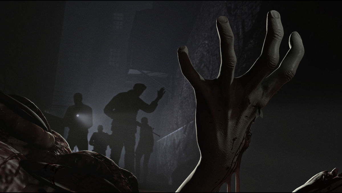 Left 4 Dead zombie hand
