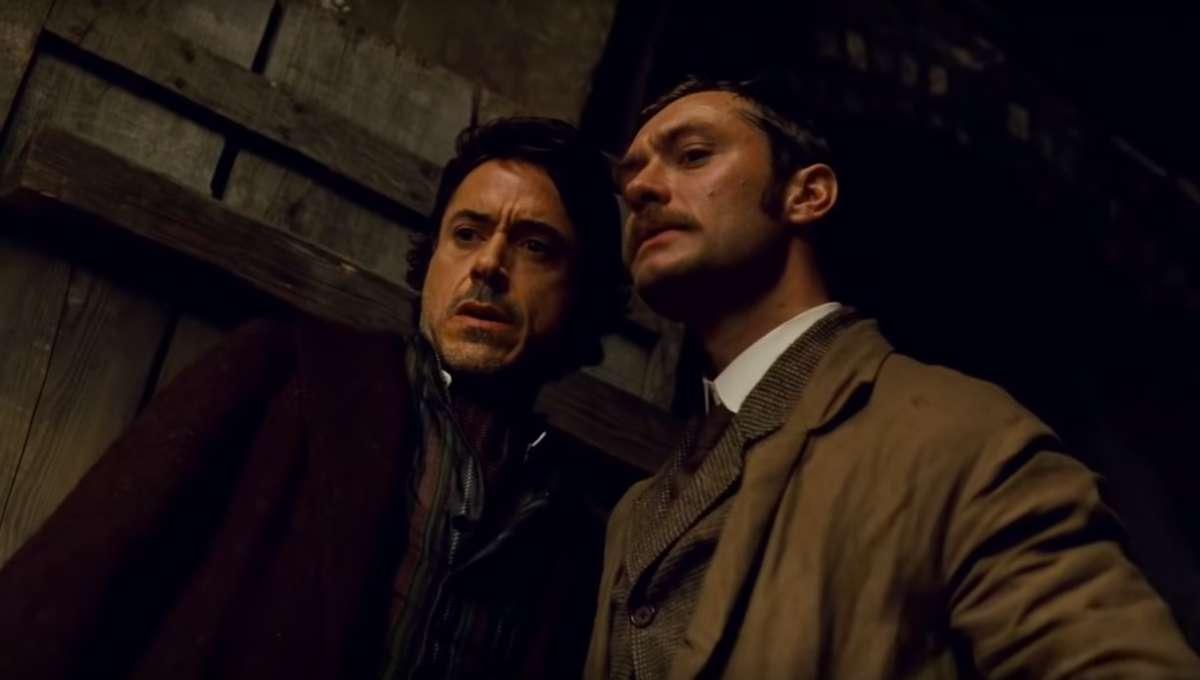 Sherlock Holmes Robert Downey Jr. Jude Law