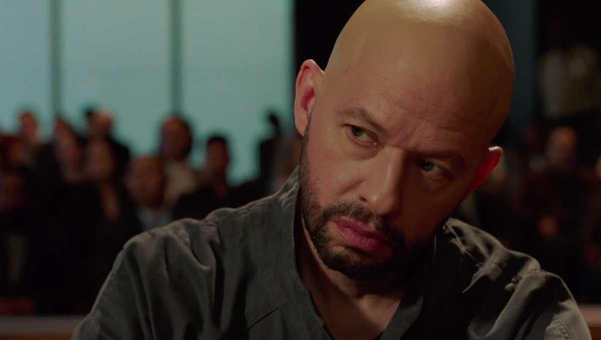 Jon Cryer Lex Luthor