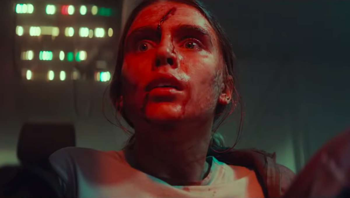 Alien: Containment Gaia Weiss