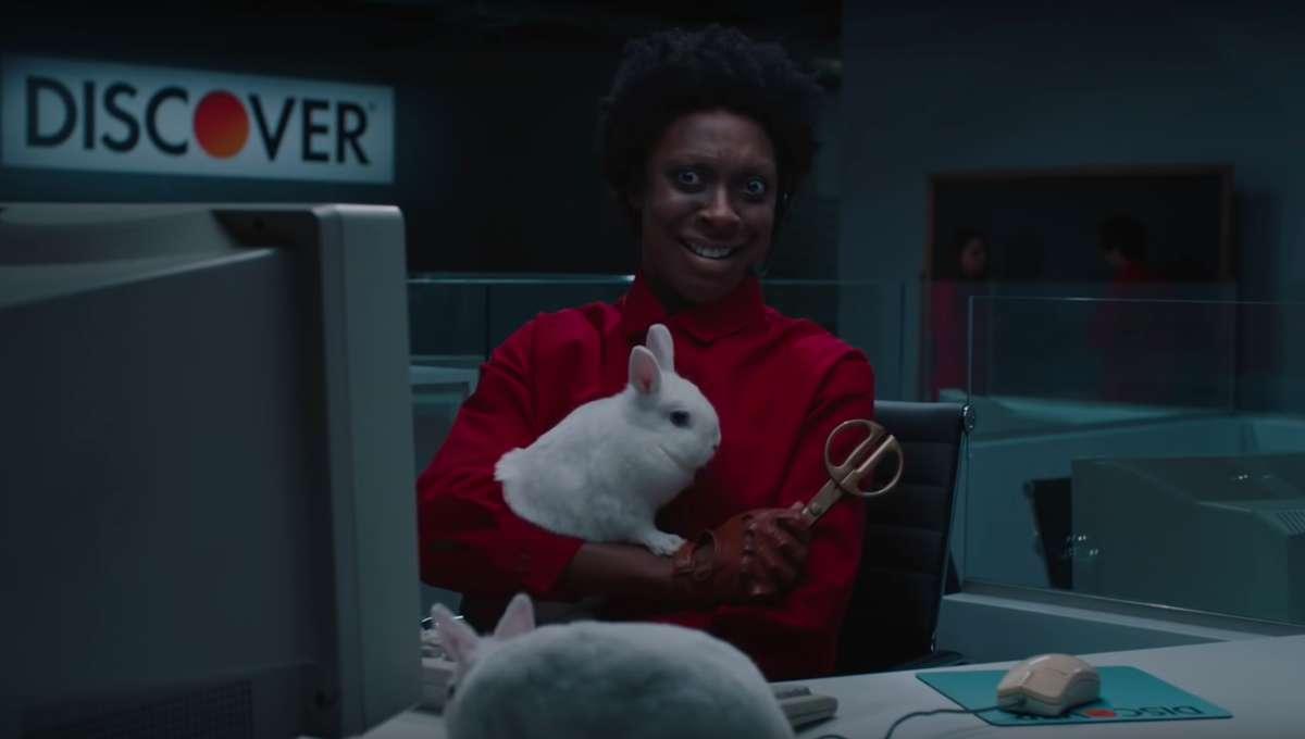 Ego Nwodim in SNL parody of Jordan Peele's Us