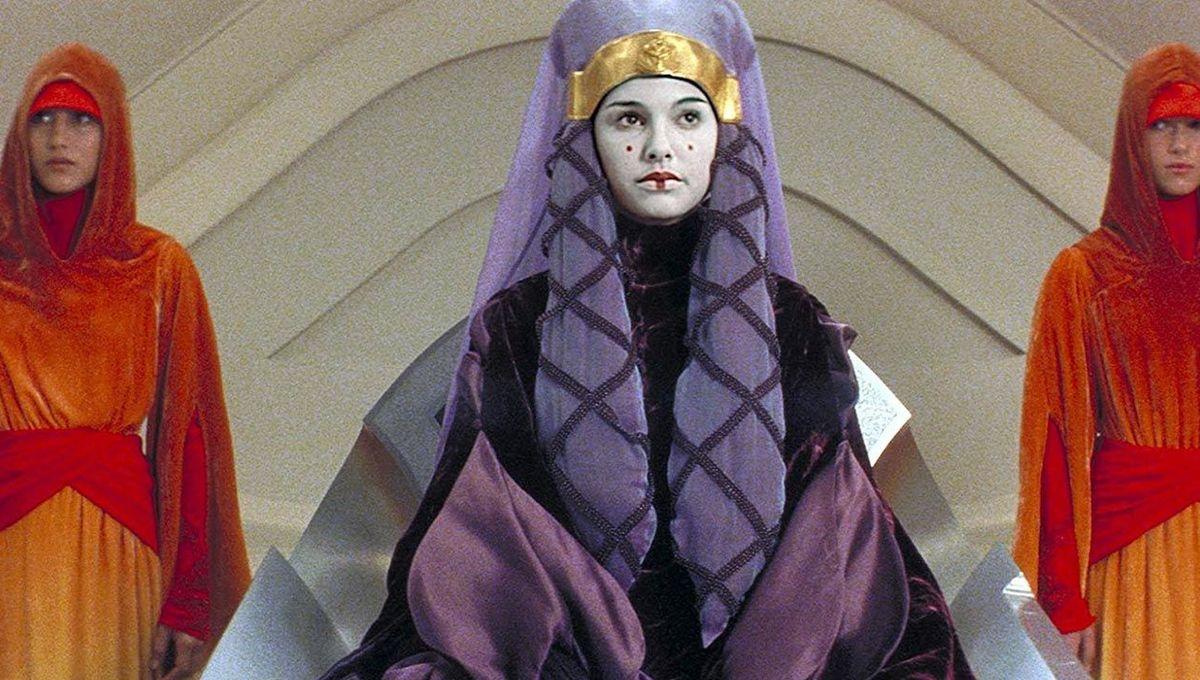 Star Wars Episode I Queen Amidala
