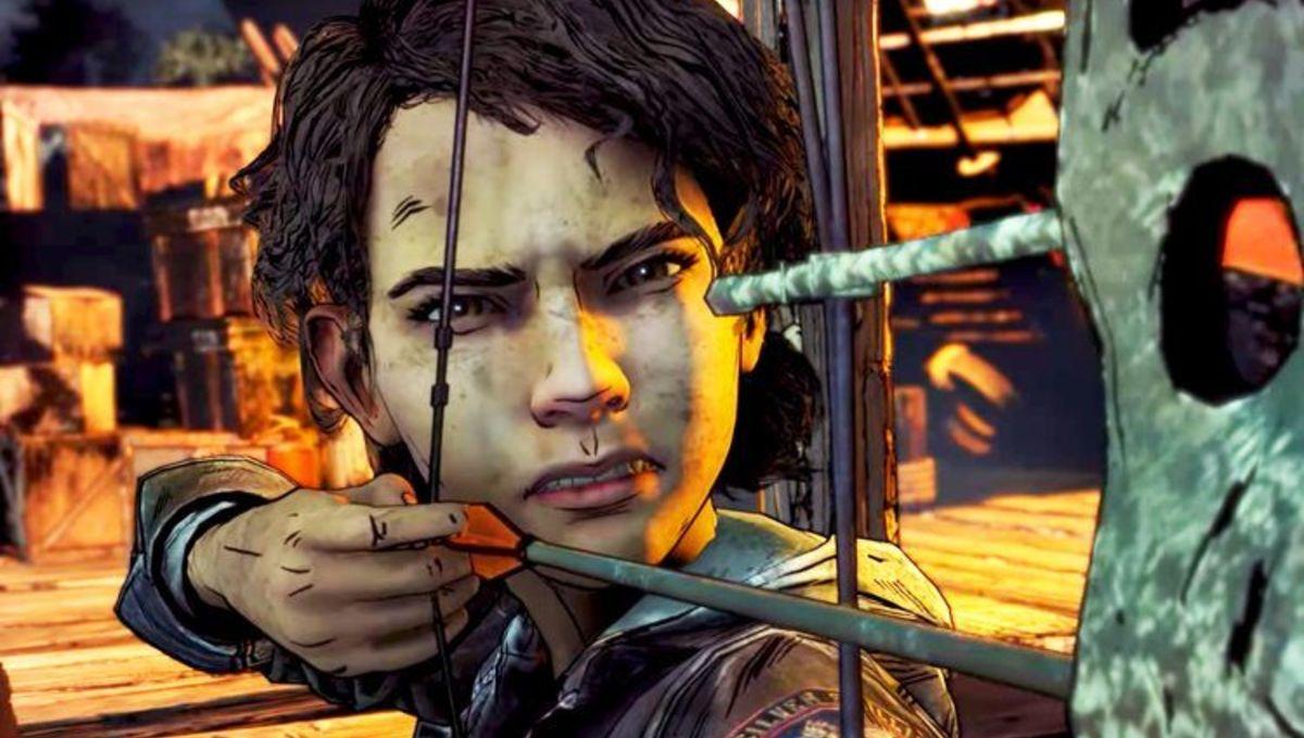 Clementine in The Walking Dead: The Final Season