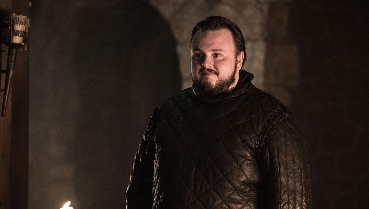 Game of Thrones Samwell John Butler
