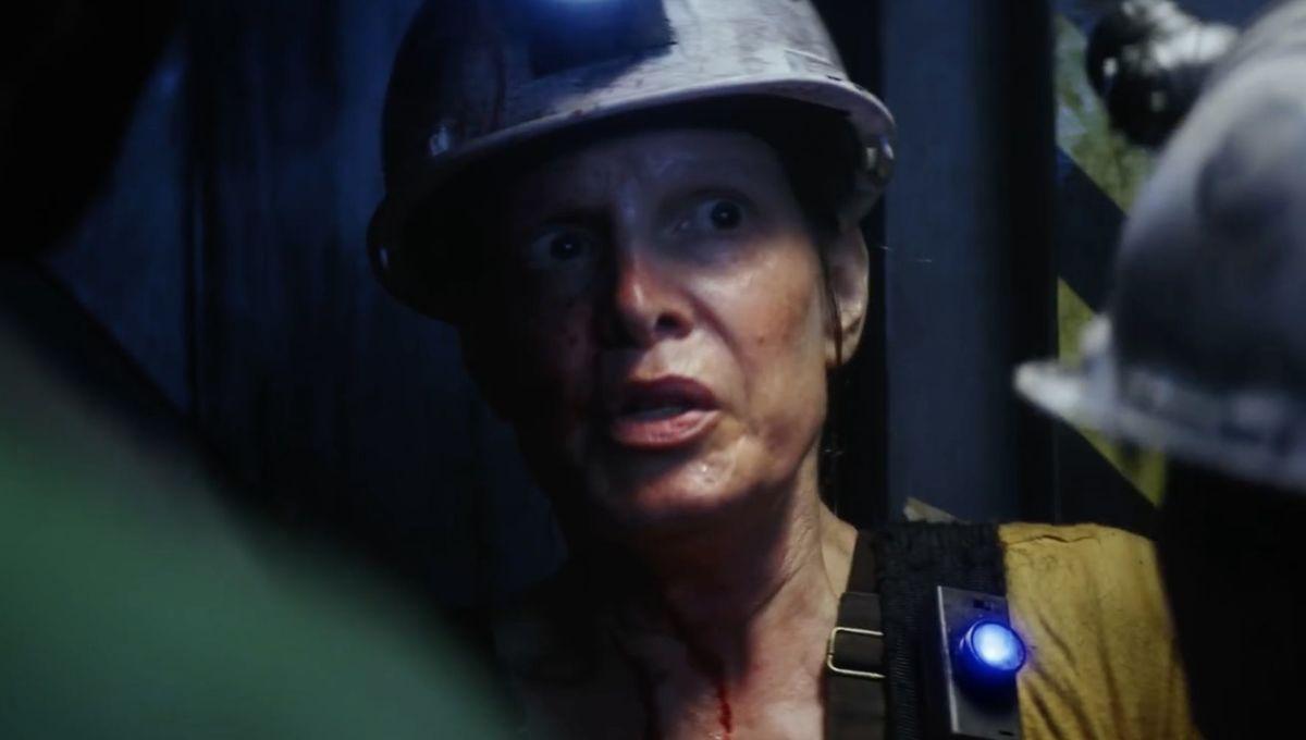 Still from Alien: Ore