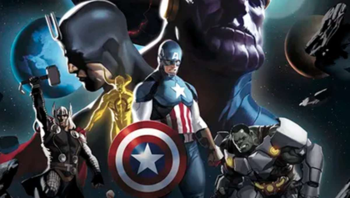 Avengers Infinity Hero