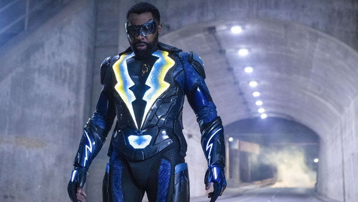 Black Lightning Jefferson