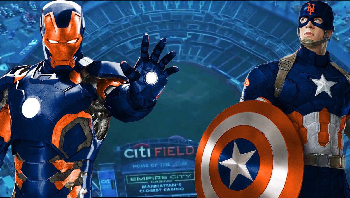 Mets Avengers