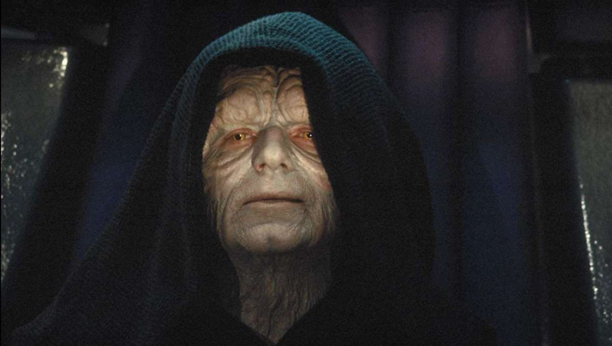 Emperor Palpatine: Return of the Jedi