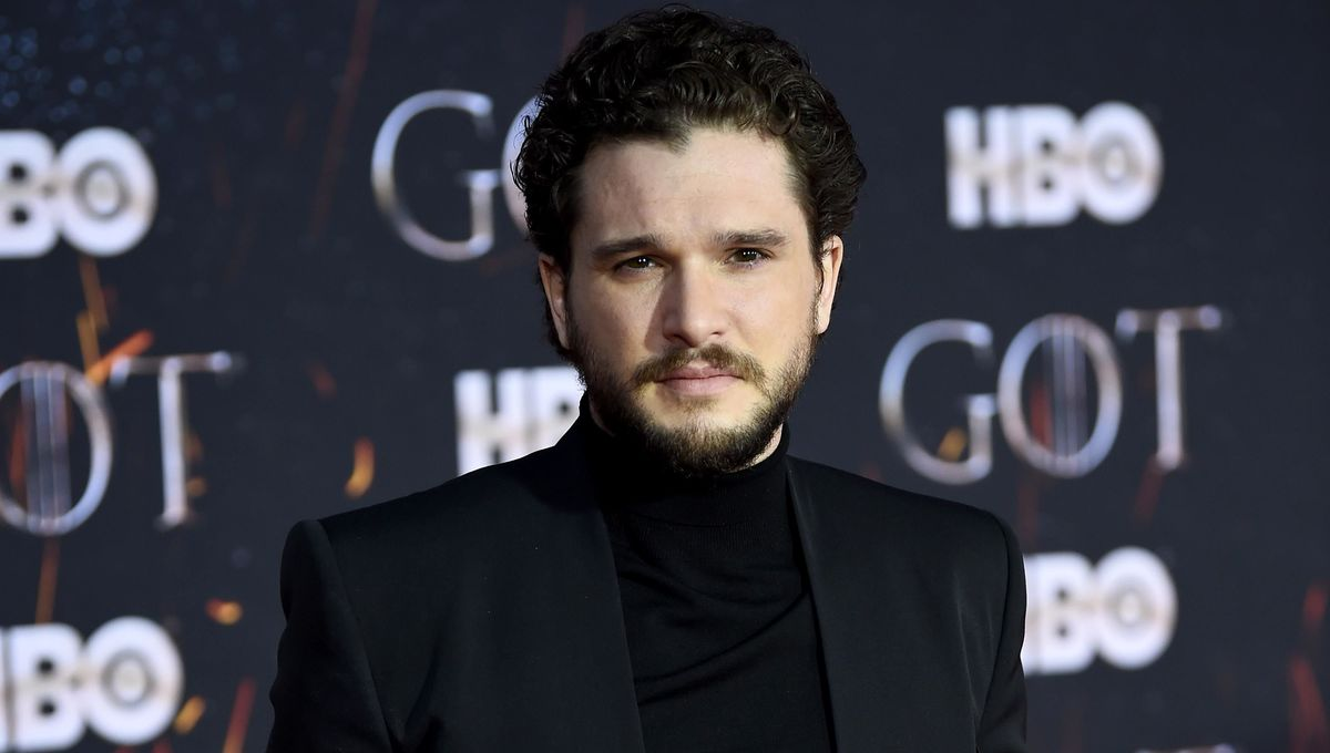 Kit Harrington at Game of Thrones Season Eight Premiere