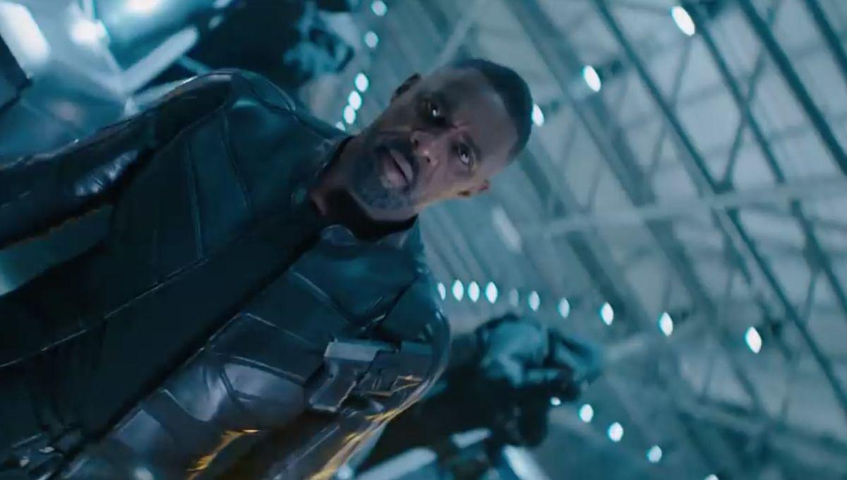Idris Elba in Hobbs & Shaw (Credit: Universal)