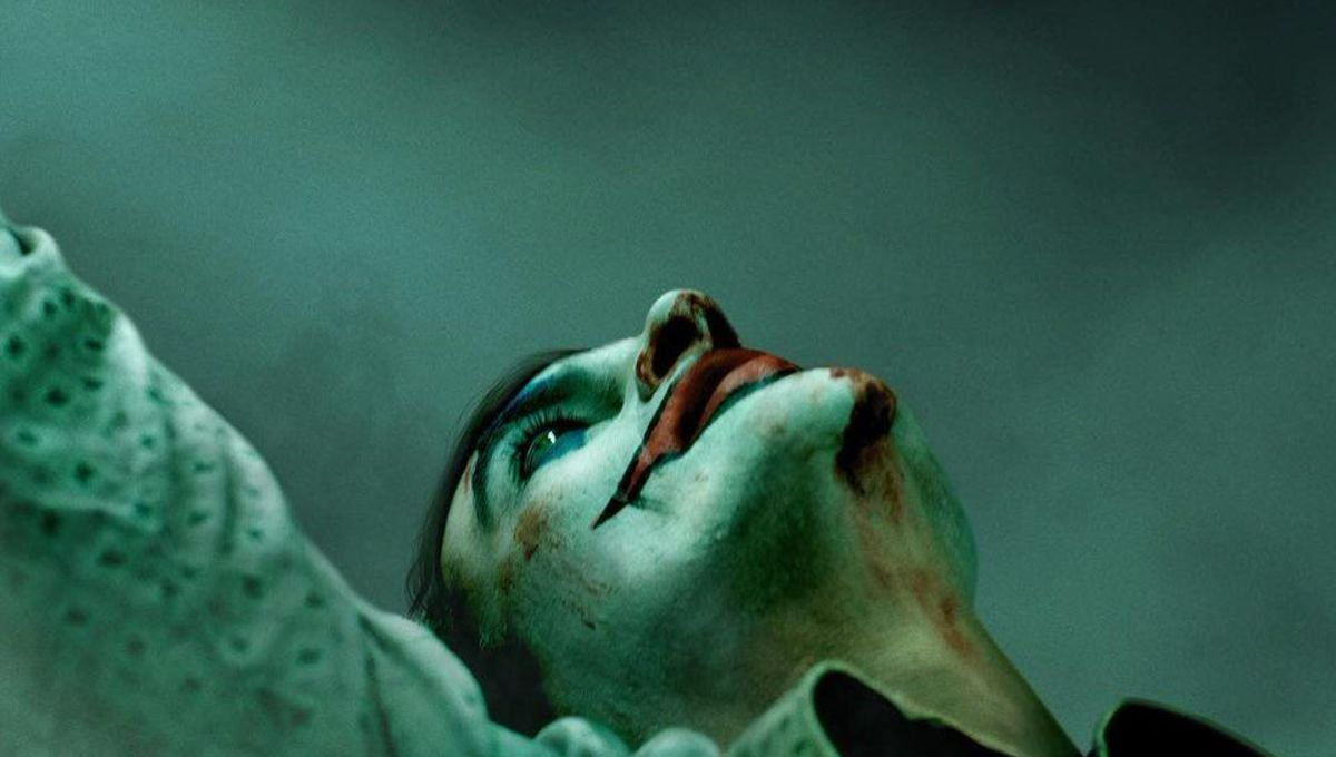 Joker Poster Todd Phillips Joaquin Phoenix