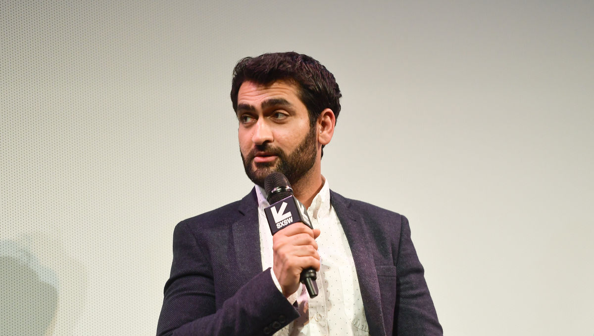 Kumail Nanjiani at SXSW (Credit: Matt Winkelmeyer/Getty Images)
