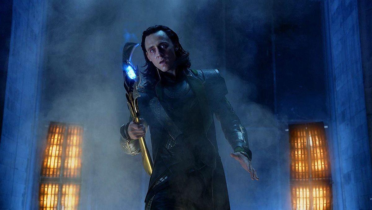 Loki in Marvel's The Avengers (2012)
