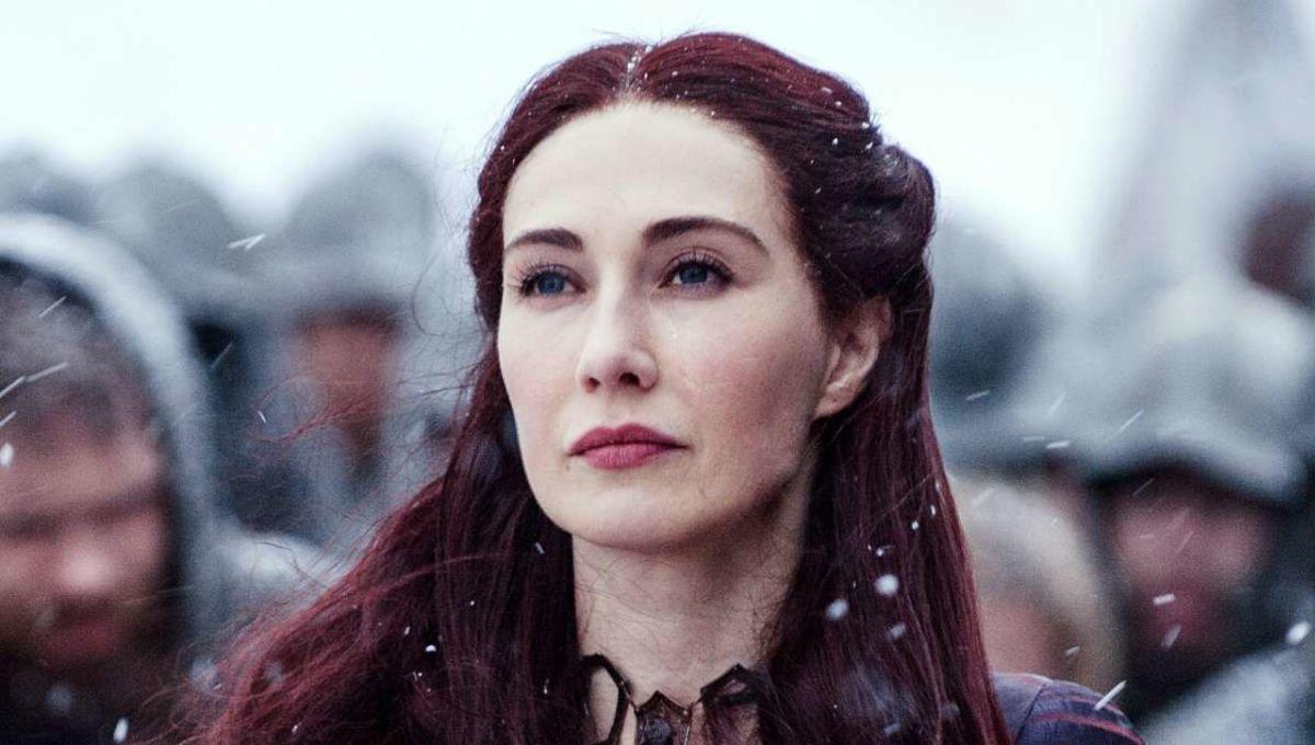 Clarice von Houten as Melissandre in Game of Thrones