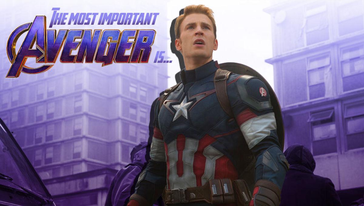 Most Imporant Avenger Captain America