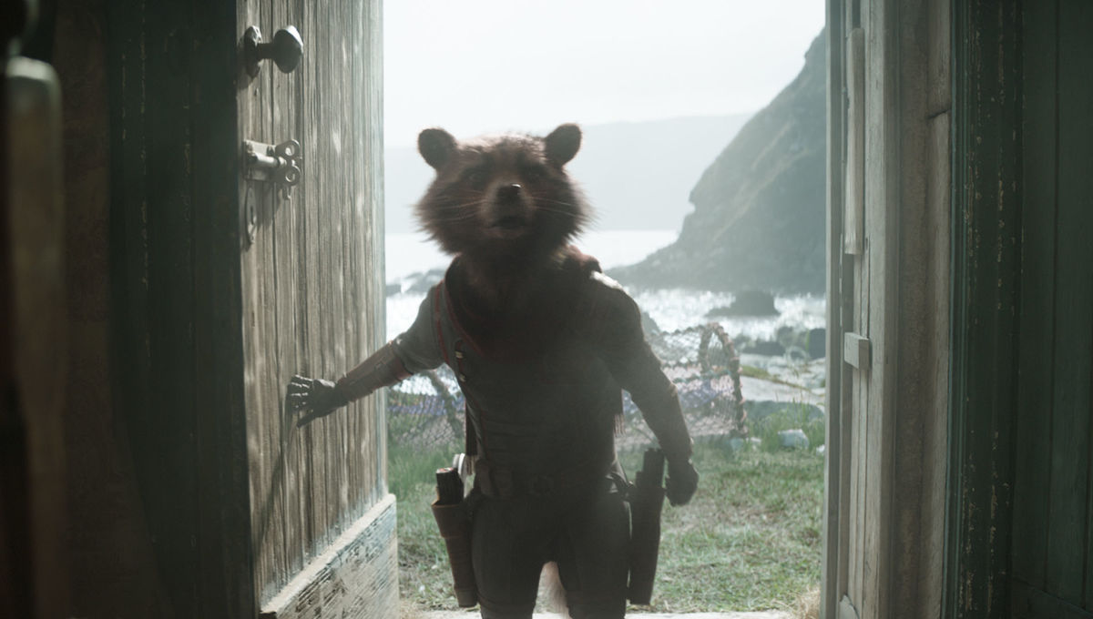 Rocket Raccoon Avengers: Endgame