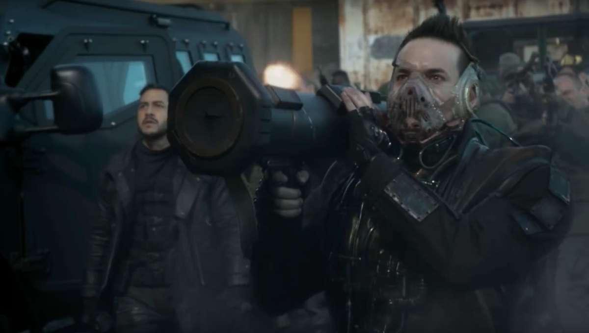 Bane on Gotham