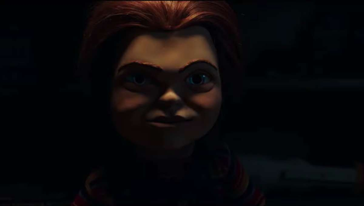Chucky in the new Child's Play