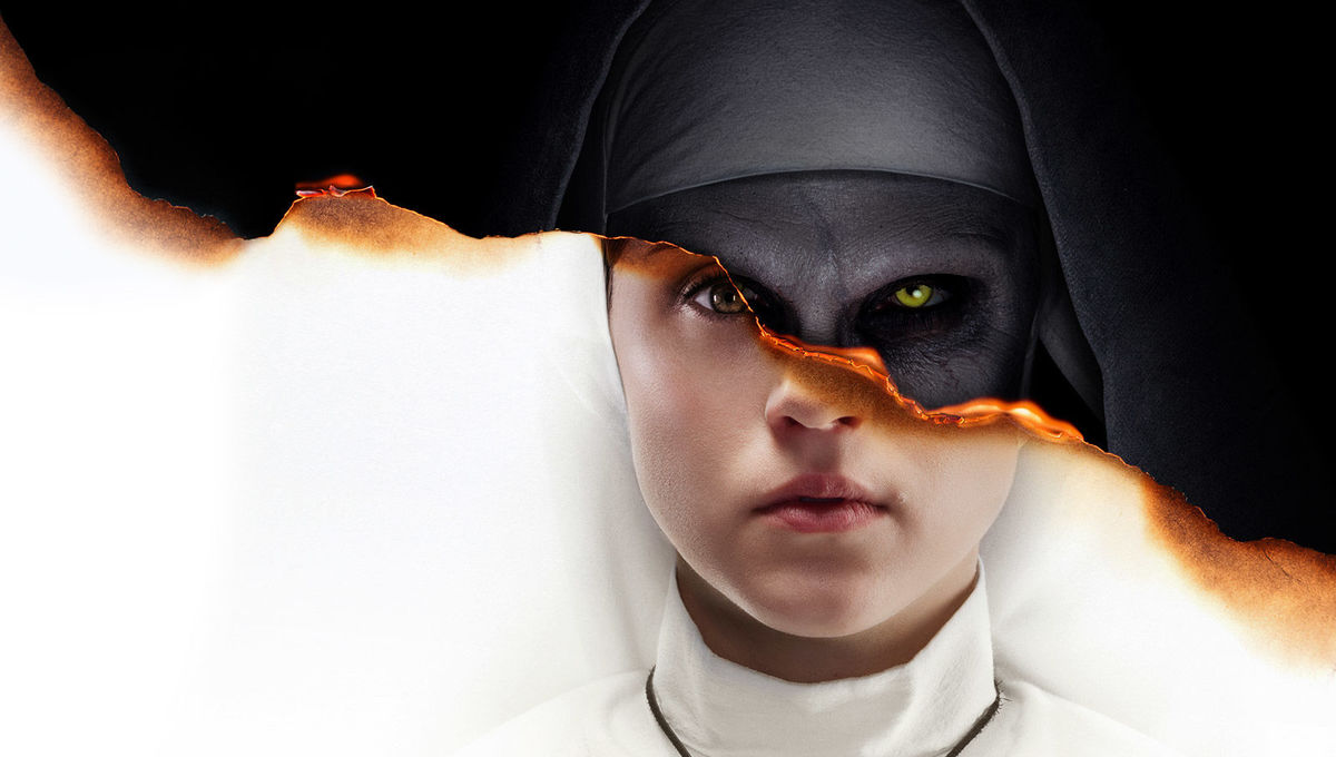 Valak aka The Nun in official movie image