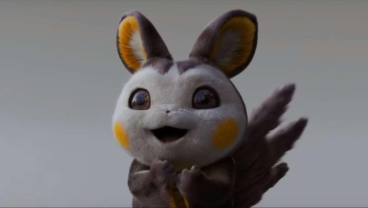 Detective Pikachu Emolga