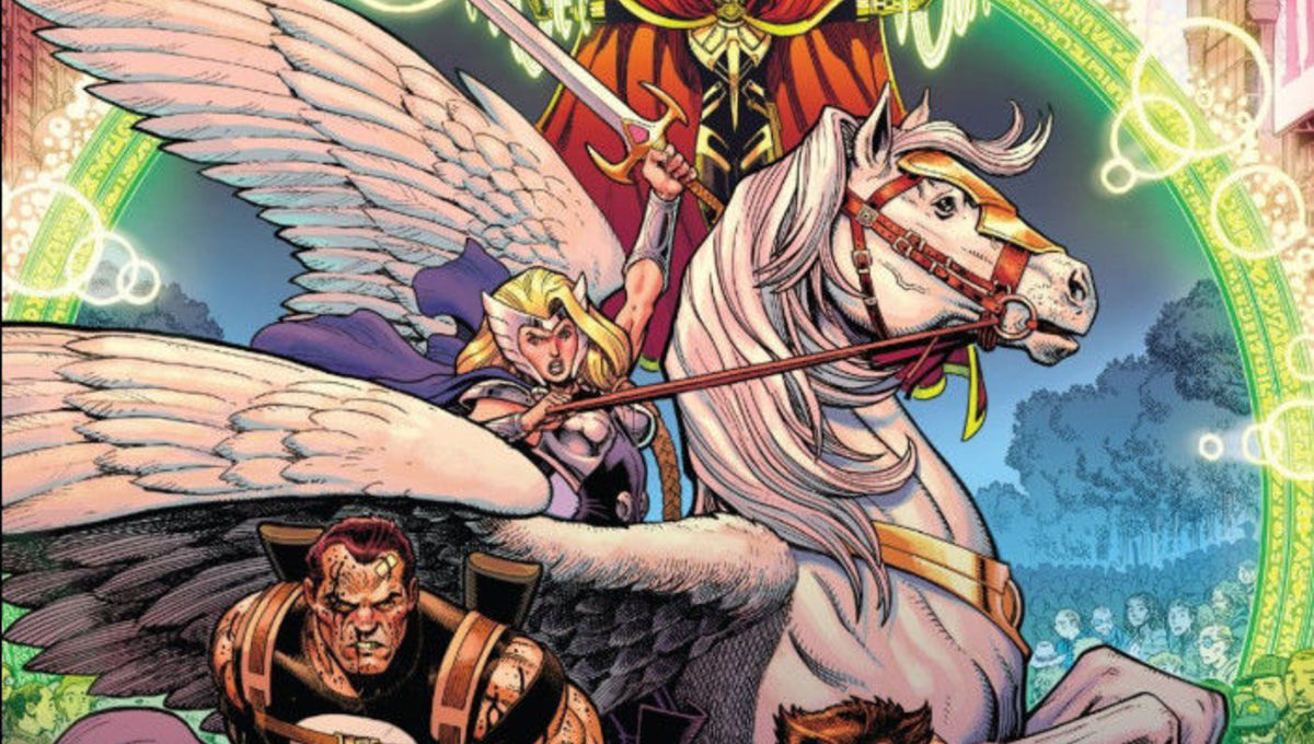 War of the Realms 2 cover