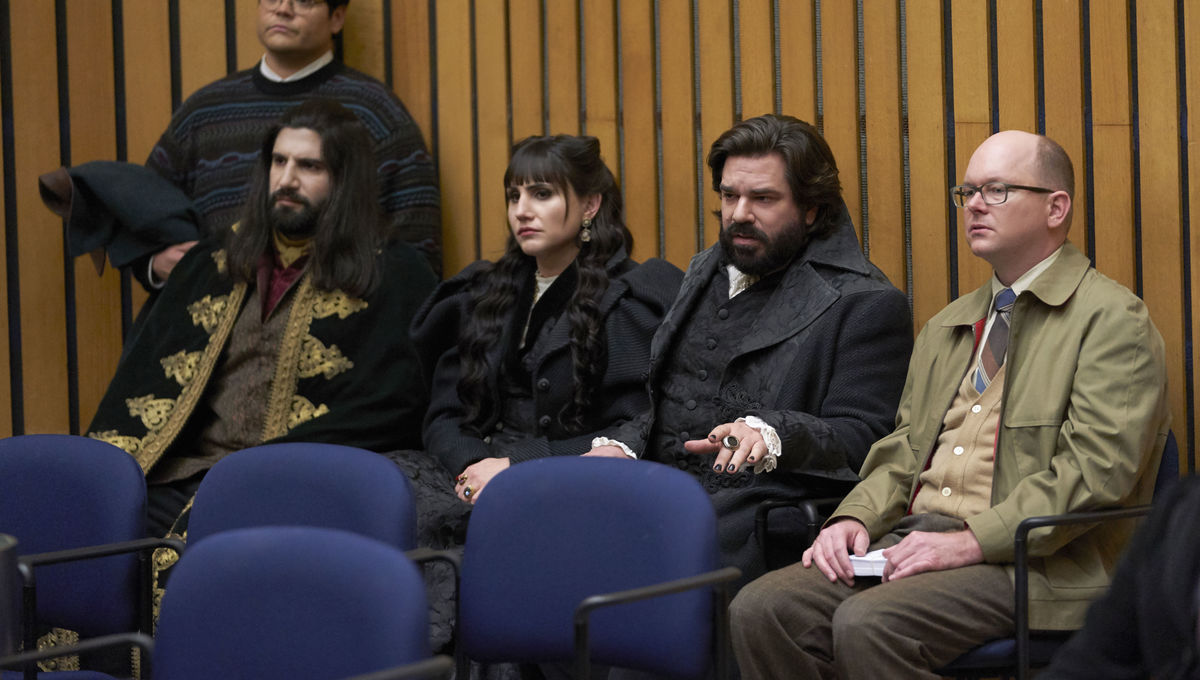 "What We Do in the Shadows ""City Council"""