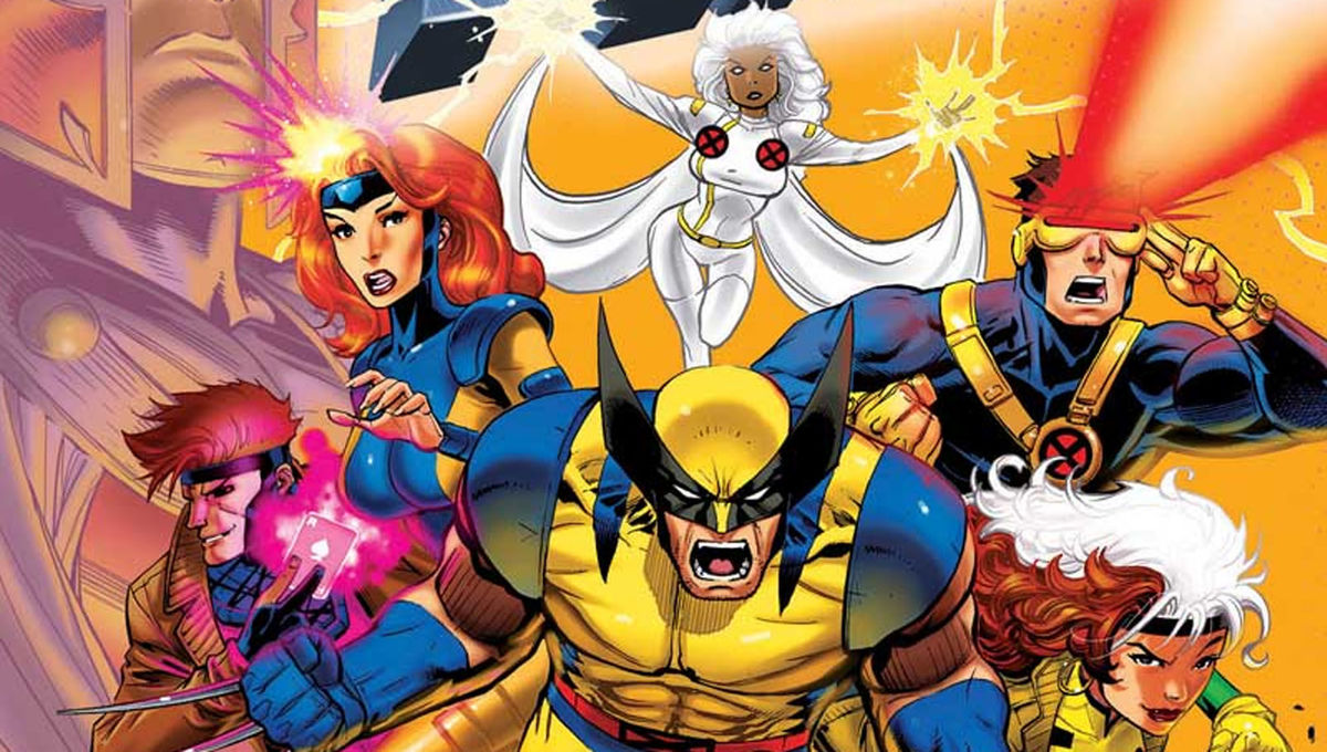 X-Men The Animated Series Hero Image