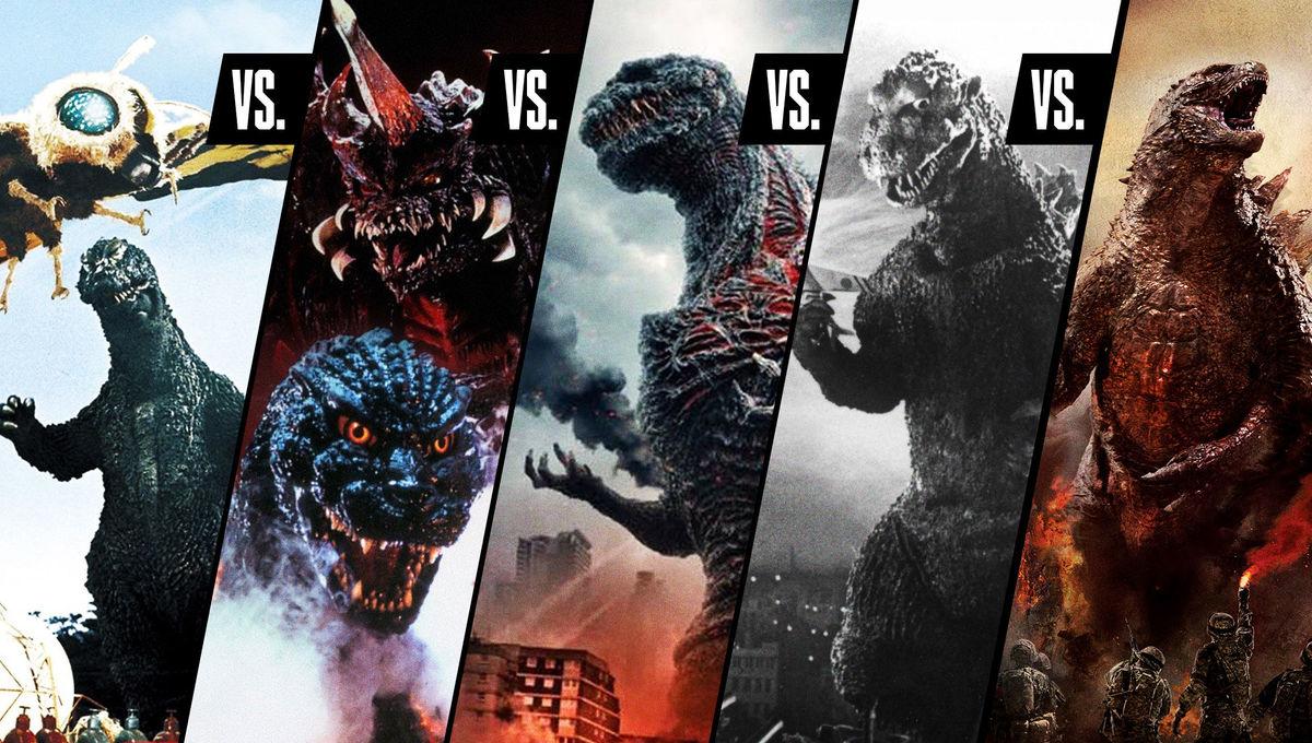 Debate Club Godzilla movies