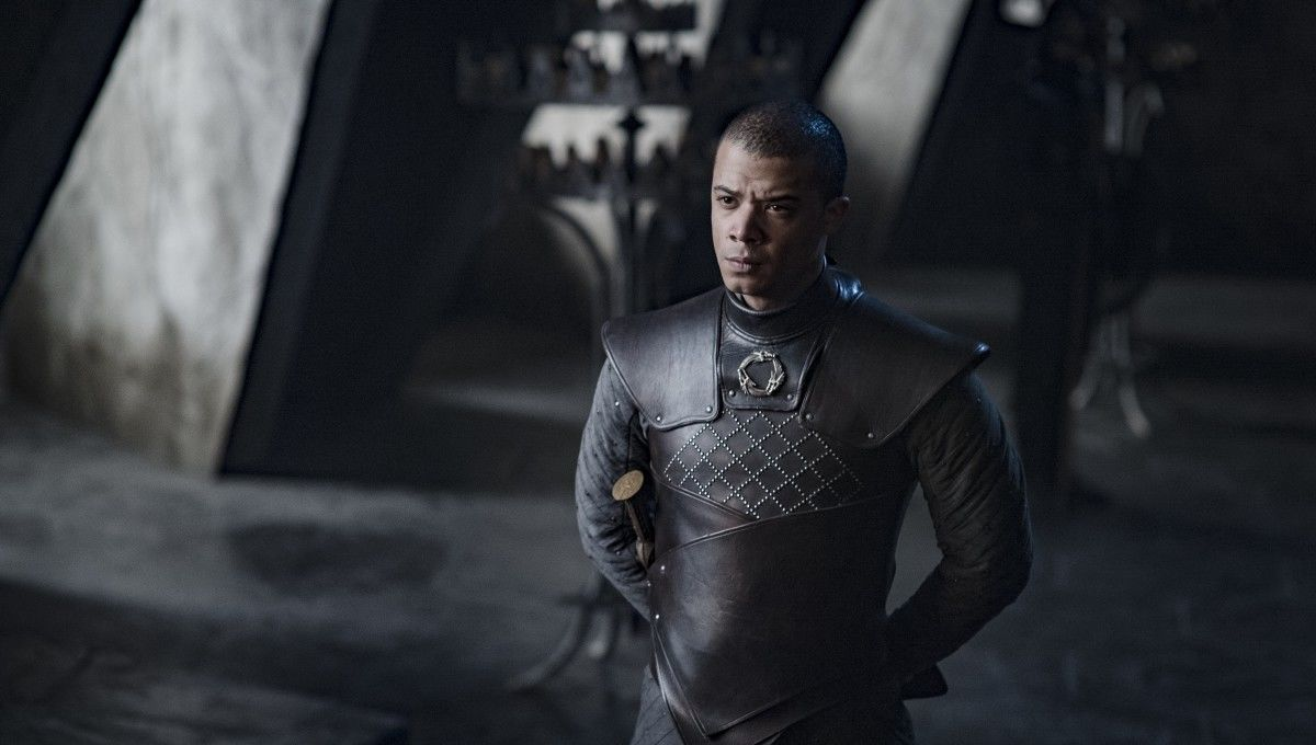 Grey Worm Jacob Anderson Game of Thrones