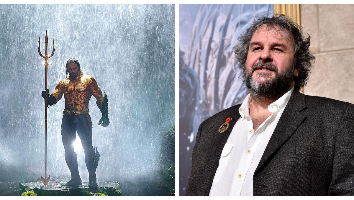 Aquaman Peter Jackson