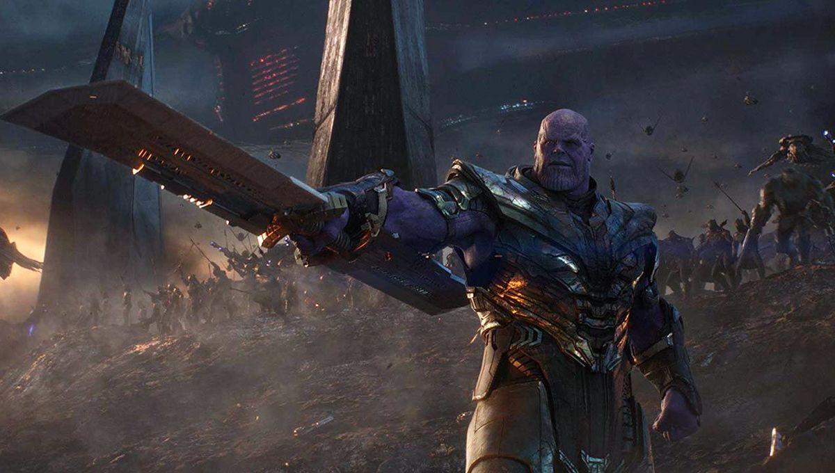 Avengers Endgame Thanos army