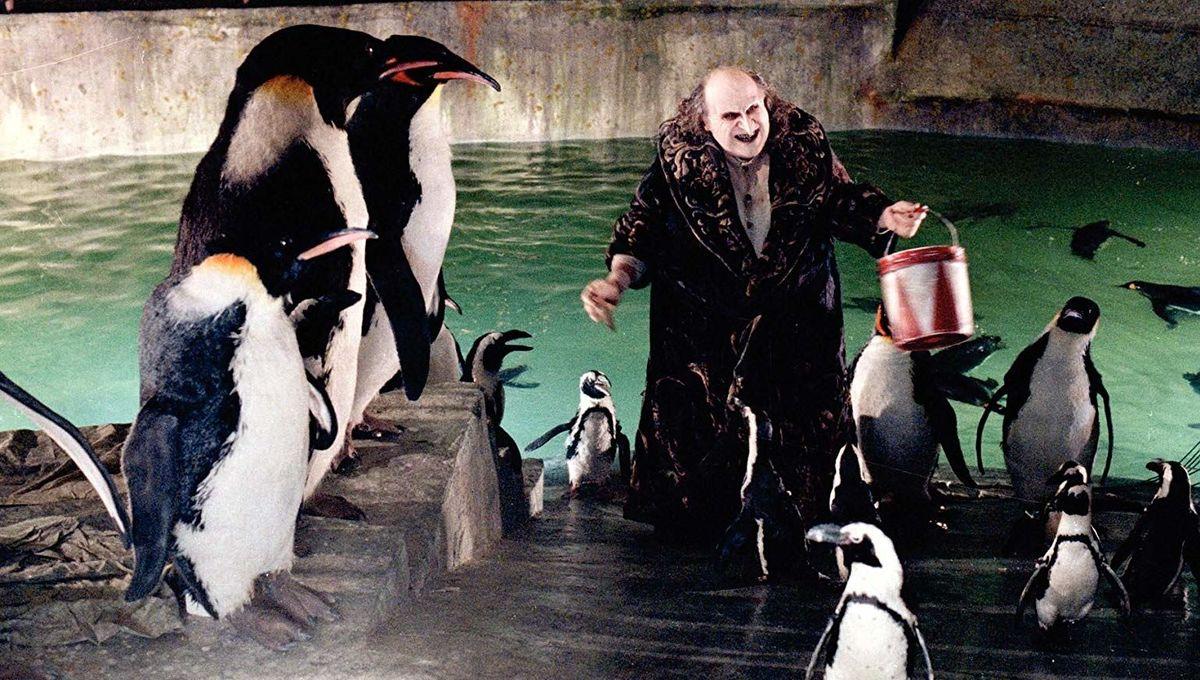 Batman Returns The Penguin Danny DeVito