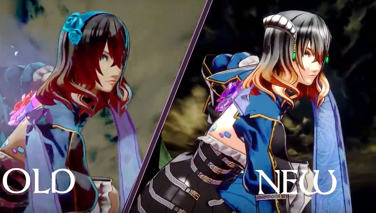 Bloodstained Ritual of the Night graphics comparison