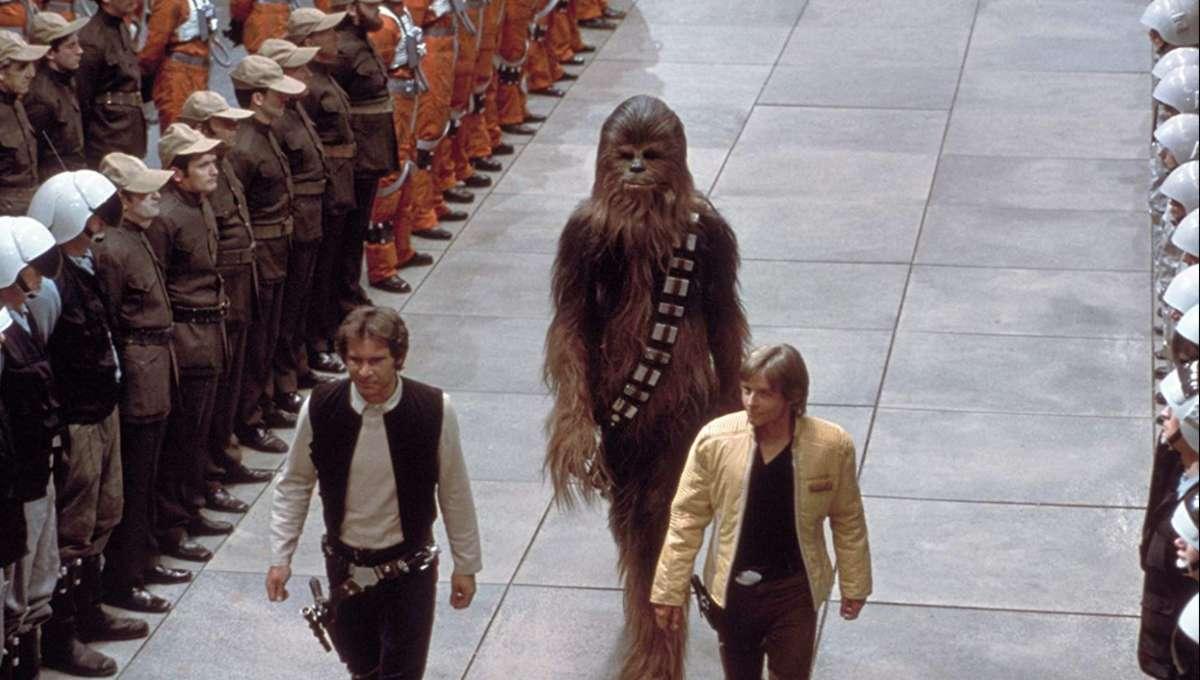 Chewbacca: Star Wars A New Hope