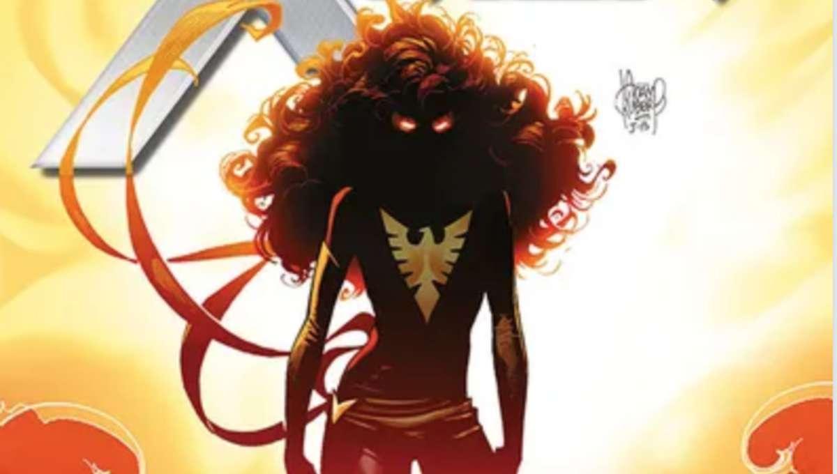 The Dark Phoenix Saga Hero