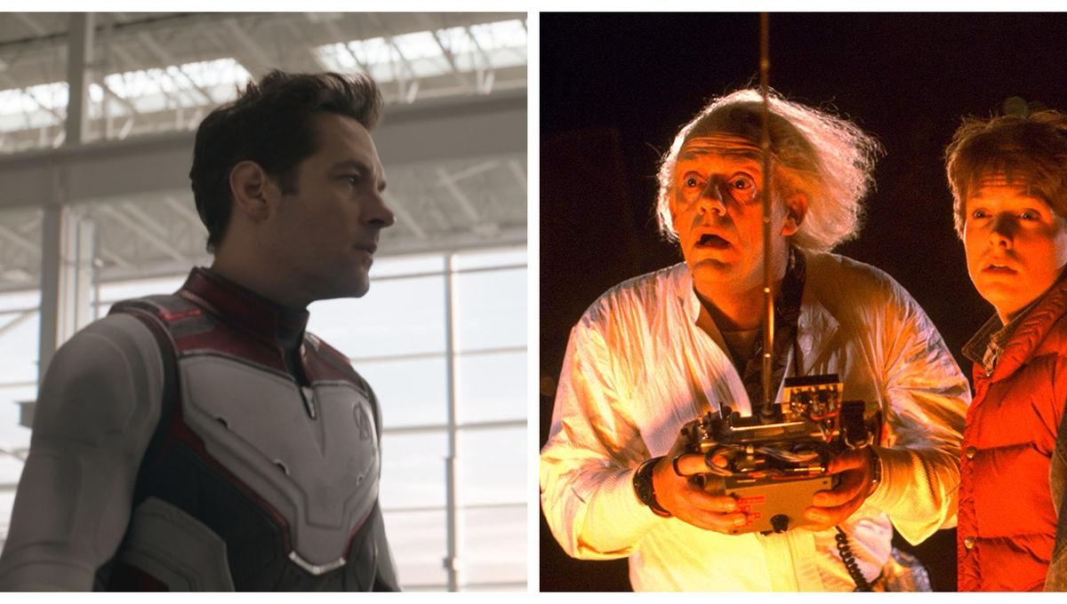Endgame & Back to the Future