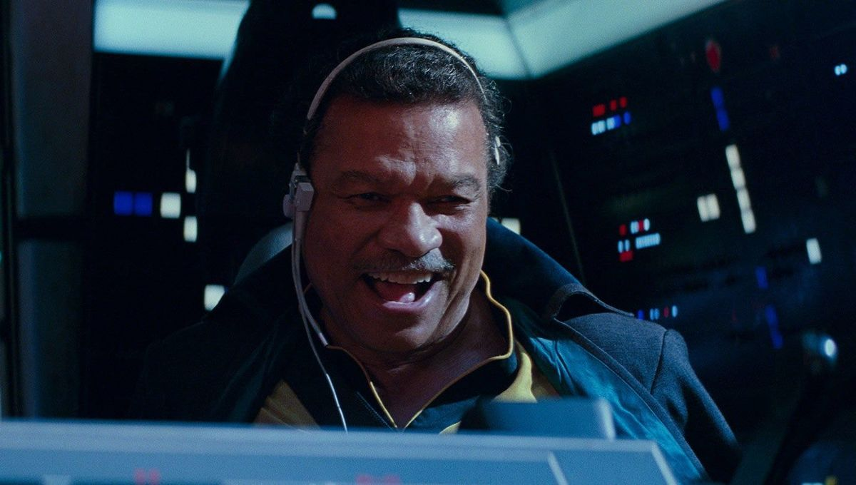 Lando in Star Wars: The Rise of Skywalker - Billy Dee Williams