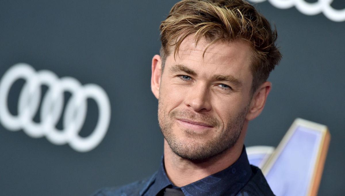 Chris Hemsworth Getty