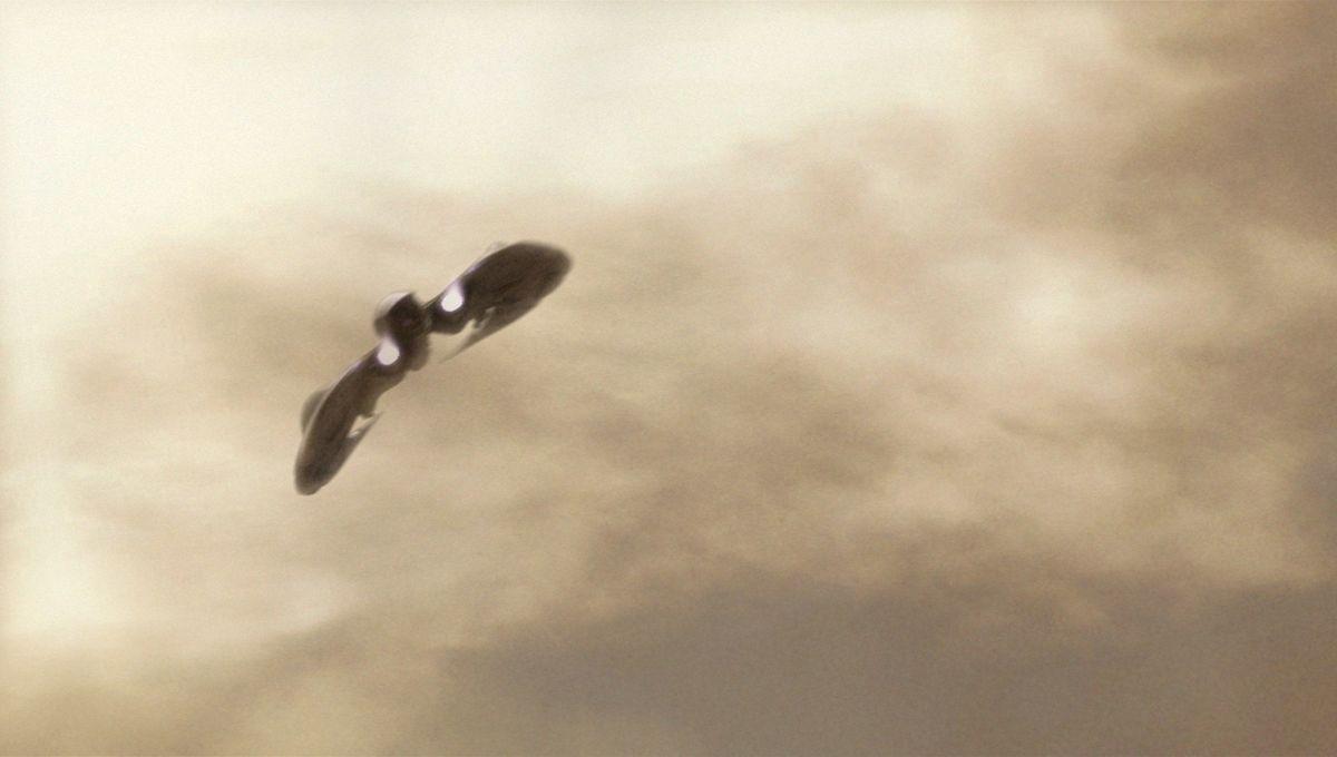Battlestar Galactica's Cylon Raider