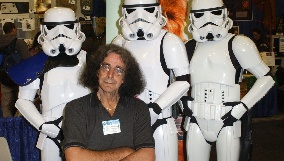 Peter Mayhew at 2007 WonderCon