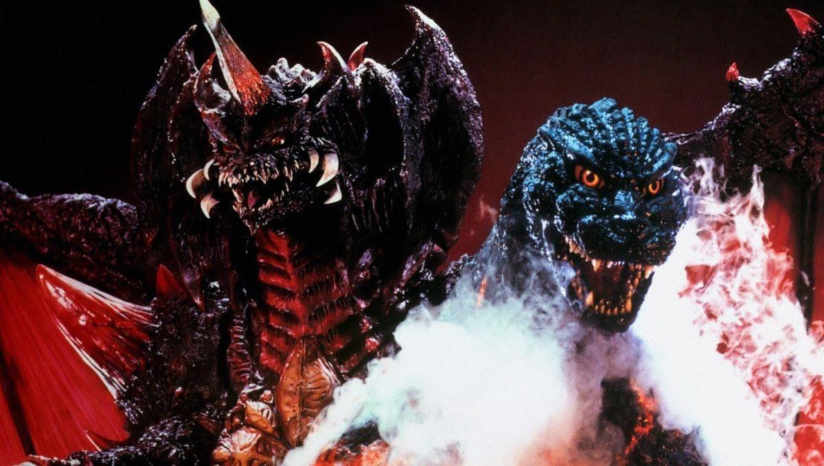 Godzilla v Destroyah