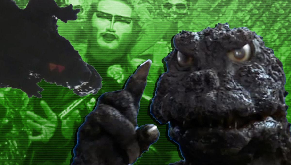 Godzilla WTF moments