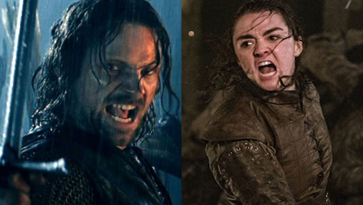 Lord of the Rings vs. Game of Thrones