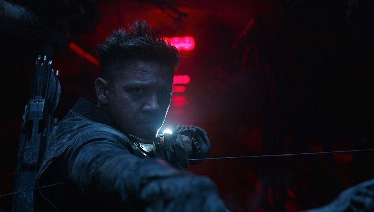 Ronin/Hawkeye in Avengers: Endgame