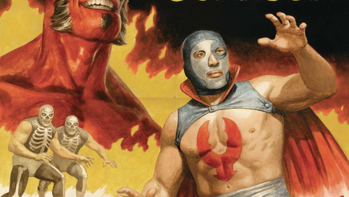 Hellboy Lobster #1