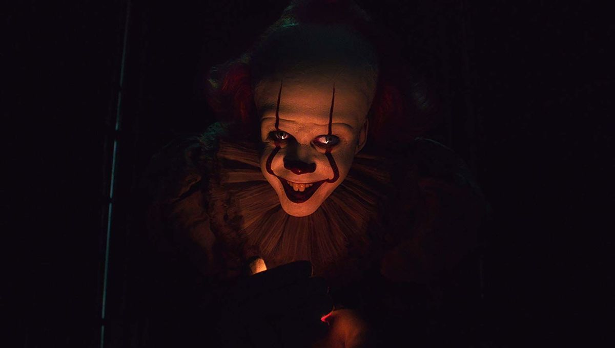 Pennywise in It: Chapter Two
