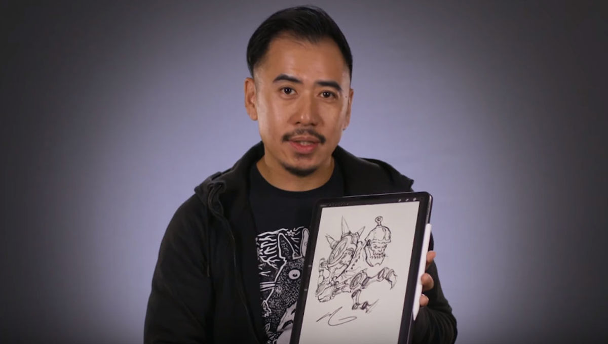 John Giang Artists Alley
