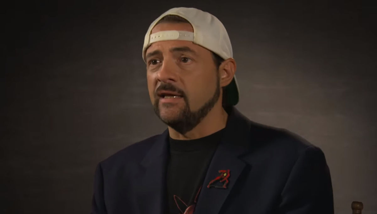 Kevin Smith Behind the Panel Daredevil