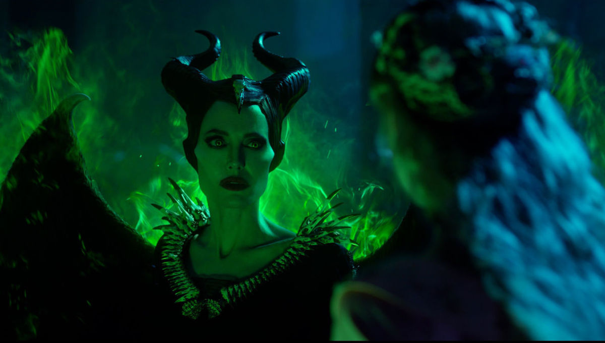 maleficent mistress of evil angelina jolie